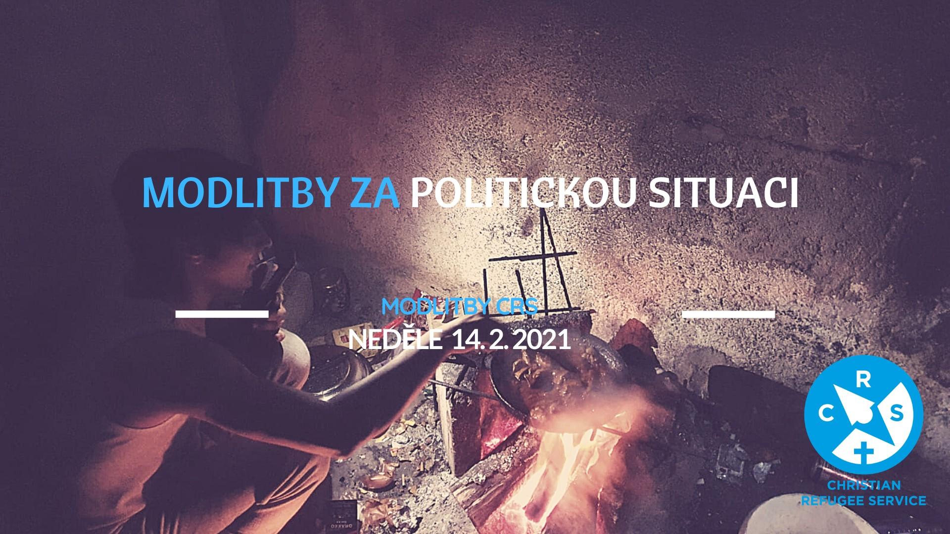 Modlitby II. – Politická situace
